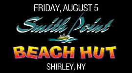 Smith Point Beach Hut