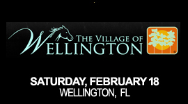 Wellington Amphitheater Feb. 18