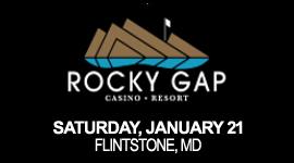 Rocky Gap Casino Jan.21
