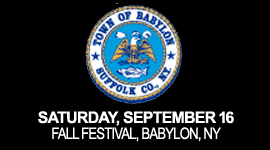 Babylon Fall Fest Sept. 16