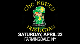 Nutty Irishman Apr. 22