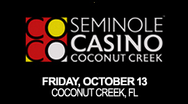 Coconut Creek Oct. 13