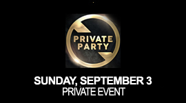 Private, Sept 3