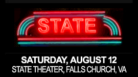 State Theater Aug 12